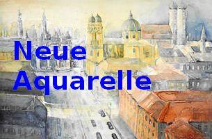 Aquarelle München Vier